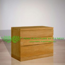 Indonesia Indoor Teak Furniture Javan Chest of Drawers (IFCD-009)