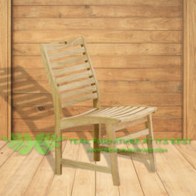 Indonesian Outdoor/Garden Teak Furniture Gema Armchair Indonesian Outdoor/Garden Teak Furniture Gema Armchair Demetra Chair (OFFC-007)