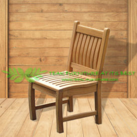 Indonesian Outdoor/Garden Teak Furniture Gema Armchair Gema Chair (OFCC-004)