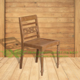 Indonesian Outdoor/Garden Teak Furniture Raffles Chair (OFCC-014) by CV Ideal Furniture, Indonesia, Jepara